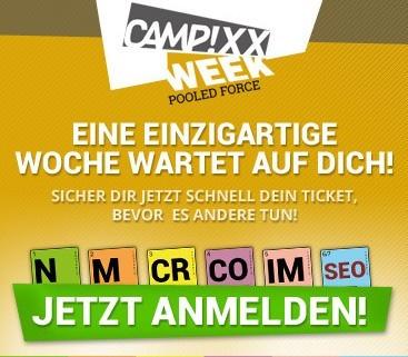 SEO Camixx Week