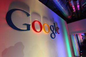 Google Logo in Building43 - Google Logo in Building43 von  Robert Scoble unter der CC Lizenz