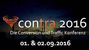 Die Contra 2016 – Konferenz für Traffic, Conversion & Onlinemarketing