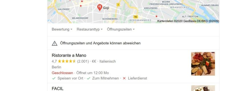 Local SEO verbessern